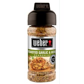 Weber 2.75 oz Roasted Garlic and Herb Seasoning Blend