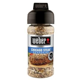 Weber 2.5-oz Steak Seasoning Blend