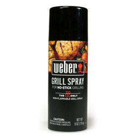 Weber 6 oz Soybean Oil Cooking Spray