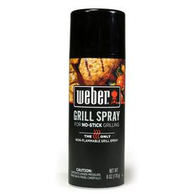 Weber 6 oz Soybean Oil Cooking Spray