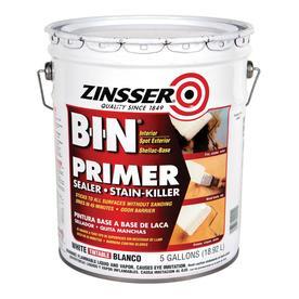 Bulls Eye Bin Interior Oil Primer (Actual Net Contents: 640-fl oz)