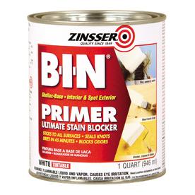Zinsser Zinsser Shellac Interior Oil Primer (Actual Net Contents: 32-fl oz)