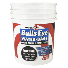 Bulls Eye 5-Gallon Interior Latex Primer