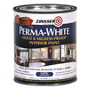 Zinsser White Satin Acrylic Interior Paint and Primer in One (Actual Net Contents: 31.5-fl oz)