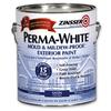 Rust-Oleum Gallon Exterior Flat White Paint and Primer in One