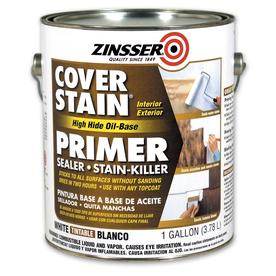 Bulls Eye 1-Gallon Interior Oil Primer