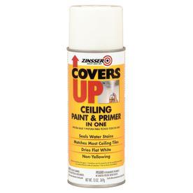Zinsser Covers Up Interior Oil Primer (Actual Net Contents: 13-fl oz)