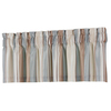 allen + roth 18-in L Alison Tailored Valance