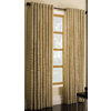 Style Selections 84-in L Gold Marsden Curtain Panel