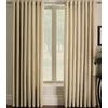 allen + roth 95-in L Ivory Sullivan Curtain Panel