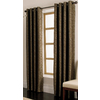 allen + roth 84-in L Chocolate Vernon Curtain Panel