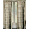 allen + roth&nbsp;63-in L Pearl Thaddeus Curtain Panel