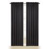 Style Selections Myla Room Darkening Solid Rod Pocket Window Curtain Panel