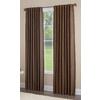 allen + roth Gatton Room Darkening Solid Thermal Back Tab Window Curtain Panel