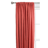 Style Selections Treyor Light Filtering Solid Rod Pocket Window Curtain Panel