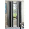 allen + roth Glenellen 84-in Polyester Grommet Light Filtering Single Curtain Panel
