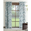 allen + roth Glenellen 84-in Polyester Rod Pocket Light Filtering Sheer Single Curtain Panel
