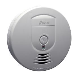 Kidde Battery-Powered 4-1/2-Volt Smoke Detector