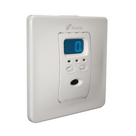 Kidde AC Hardwired Carbon Monoxide Detector with Battery Back-Up
