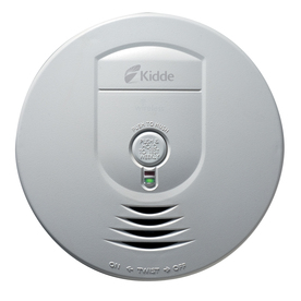 Kidde Battery-Powered 4.5-Volt Smoke Detector