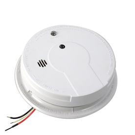 Kidde 6-Pack AC Hardwired 120-Volt Smoke Detector