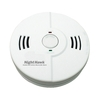 Kidde Battery-Operated Voice Alert Carbon Monoxide Alarm and Smoke Detector
