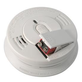 Kidde 2-Pack AC Hardwired 120-Volt Smoke Detectors