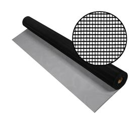 Phifer 48-in x 100-ft Black Aluminum Screen Wire