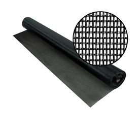 Phifer PetScreen 36-in x 50-ft Black Vinyl-Coated Polyester Screen Wire