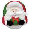 Ginsey Santa Gift Toilet Seat Lid Cover