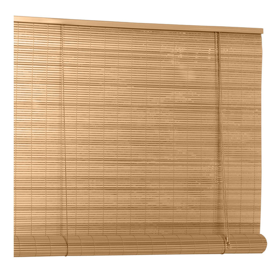 Roll up window blinds