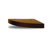 allen + roth 14-in Wood Wall Mounted Shelving