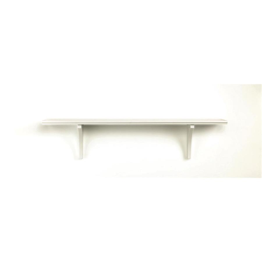 salon wall shelves : Salon Product Wall Mounted Shelving http://www.lowes.com/pd_61129 ...