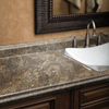 BELANGER Fine Laminate Countertops 4.25-in H x 0.75-in W Antique Mascarella - Radiance Ogee Kitchen Side Splashes