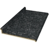 VT Dimensions Formica 6-ft Midnight Stone-Etchings Straight Laminate Kitchen Countertop