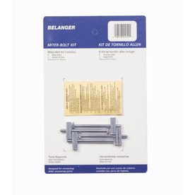 BELANGER Fine Laminate Countertops Laminate Countertop Miter Bolt Kit