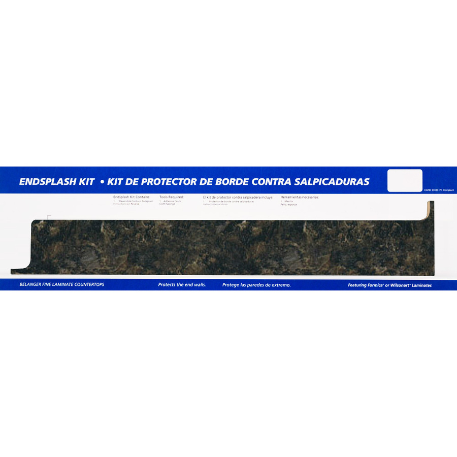 Countertop End Cap : ... Countertops Labrador Granite, Etchings Kitchen End Cap at Lowes.com