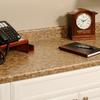 BELANGER Fine Laminate Countertops Wilsonart 6-ft Milano Amber Quarry Straight Laminate Kitchen Countertop