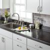 BELANGER Fine Laminate Countertops 25.625-in Labrador Granite Etchings Laminate Kitchen End Cap