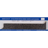 VT Dimensions 4.25-in H x 0.75-in W Labrador Granite - Etchings Ogee Kitchen Side Splashes
