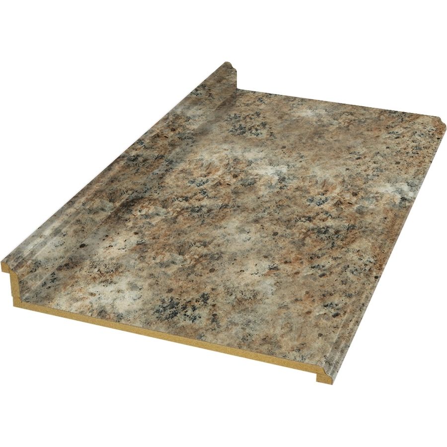 ... Madura Gold-Quarry Straight Laminate Kitchen Countertop at Lowes.com