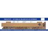BELANGER Fine Laminate Countertops Madura Gold Quarry Kitchen End Cap