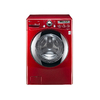 LG 3.6 cu ft High-Efficiency Front-Load Washer (Wild Cherry Red) ENERGY STAR
