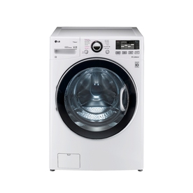 LG 4 cu ft High-Efficiency Front-Load Washer (White) ENERGY STAR