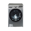 LG 4 cu ft High-Efficiency Front-Load Washer (Graphite Steel) ENERGY STAR