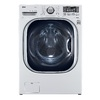 LG 4.3 cu ft High Efficiency Front-Load Washer (White) ENERGY STAR