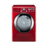 LG 7.3 cu ft Electric Dryer (Wild Cherry Red)
