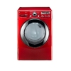 LG 7.3 cu ft Gas Dryer (Wild Cherry Red)