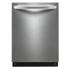 LG 48-Decibel Built-In Dishwasher (Stainless Steel) (Common: 24-in; Actual 23.75-in) ENERGY STAR