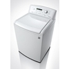 LG 4.5 cu ft High Efficiency Top-Load Washer (White) ENERGY STAR